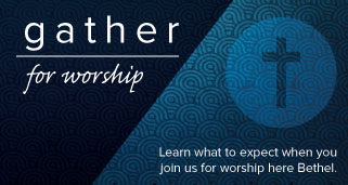 Gather for worship